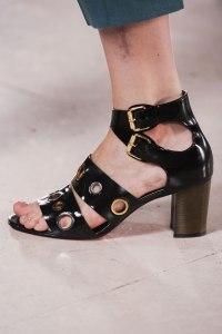 SFF chuky black sandal #9Jonathan-Saunders-Spring-2015