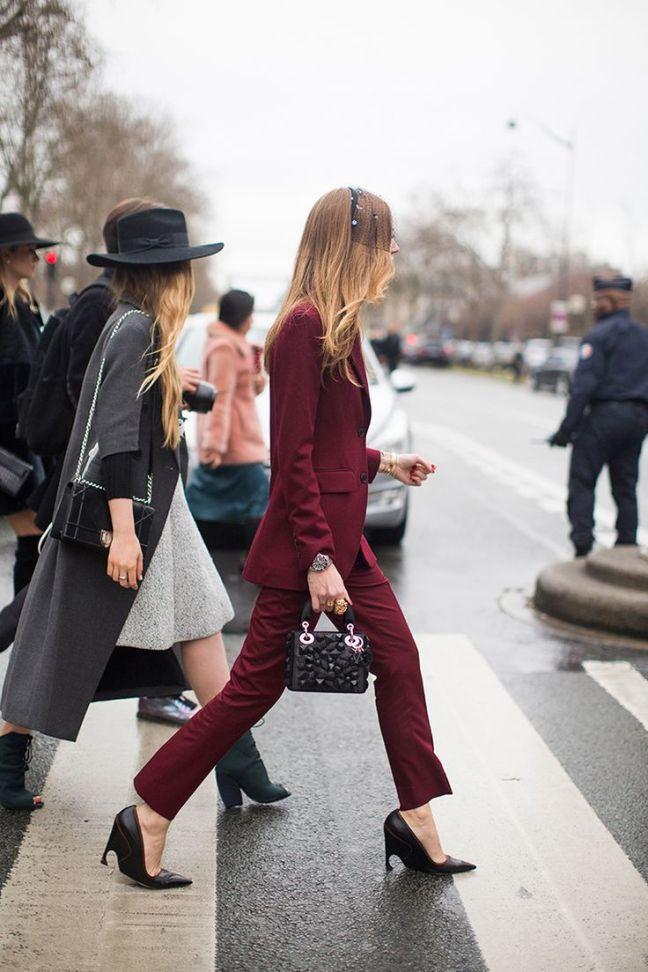 Spring Fashion Forecast 2015 Marsal pantsuit #3